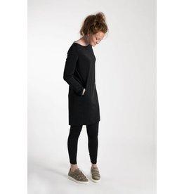 Zusss Gladde legging zwart L/XL (2017)