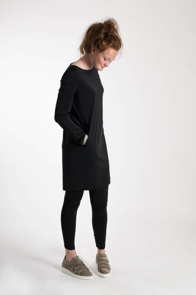 Zusss Gladde legging zwart L/XL