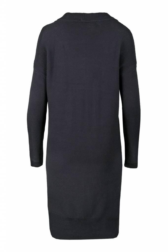 Zusss Zomers vestjas nachtblauw S/M