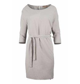 Zusss sjiek jurkje met centuur krijt S/M