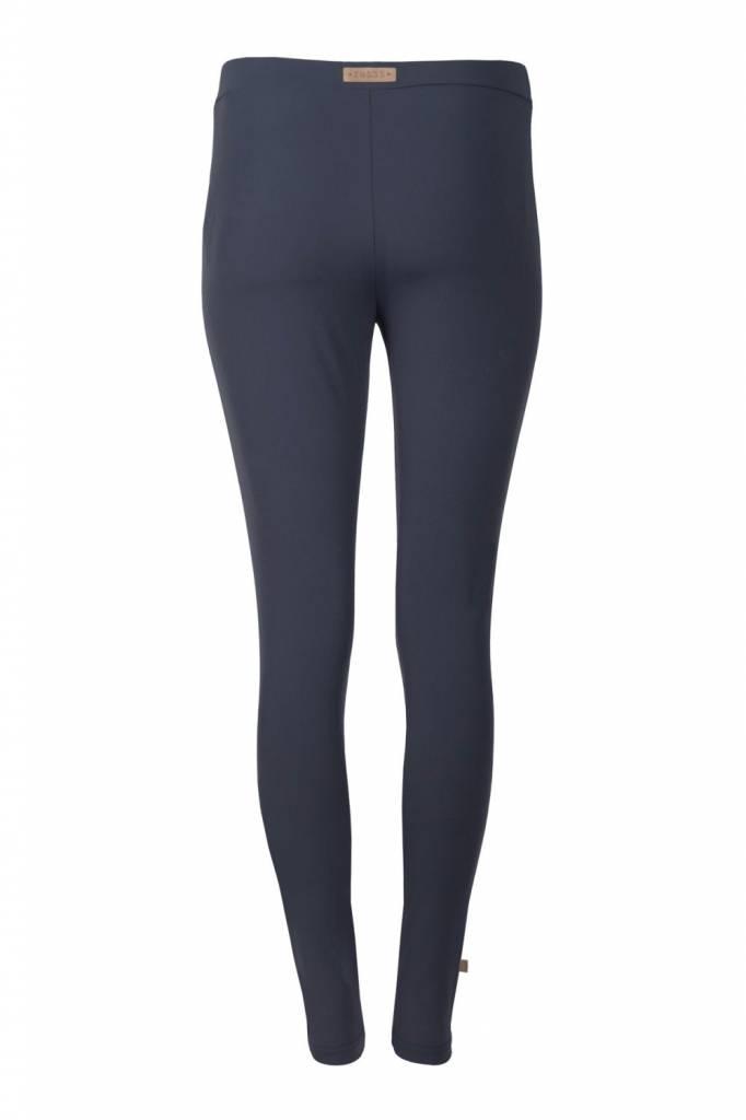 Zusss Gladde legging nachtblauw S/M