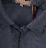 Zusss stoer overhemdjurkje nachtblauw XL