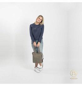 Zusss Stoere trui - nachtblauw L/XL
