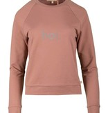 Zusss Stoere trui - rouge M/L