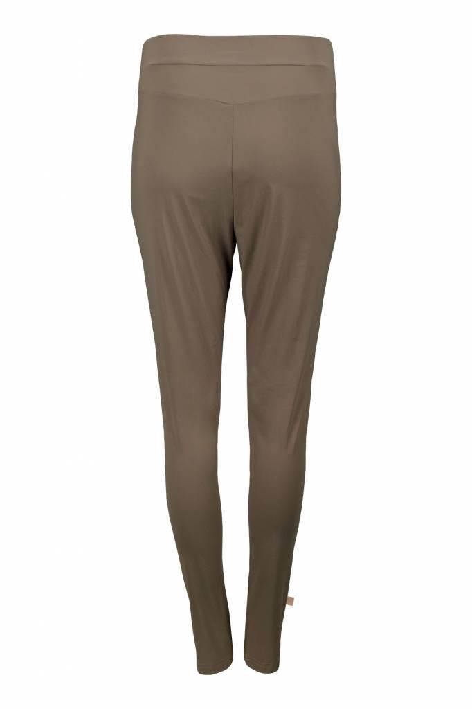 Zusss makkelijke broek- leemgroen M/L