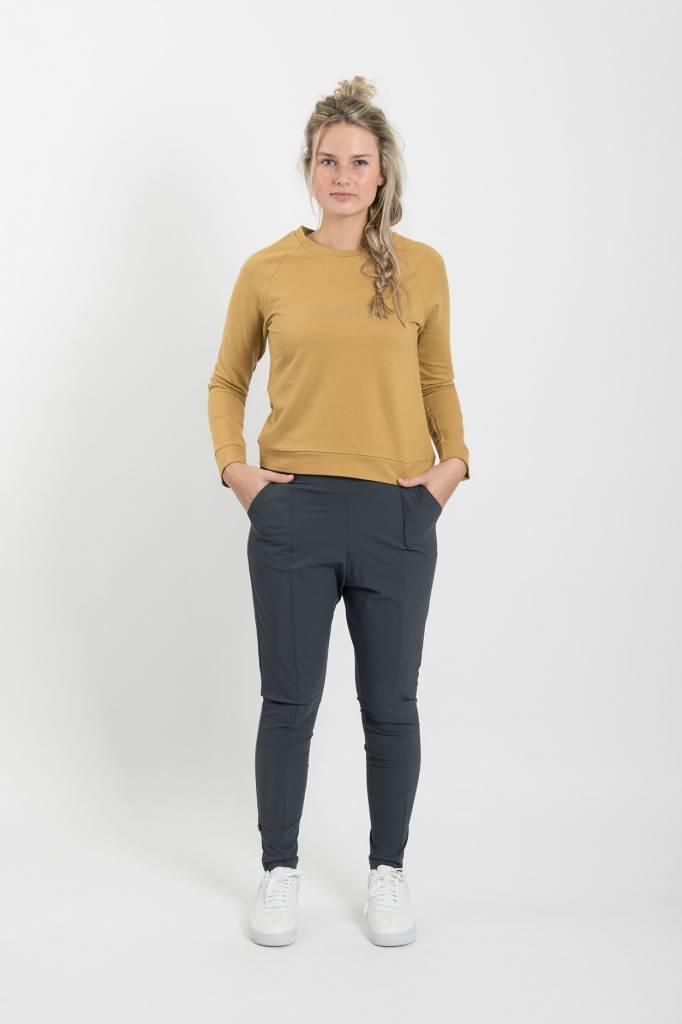 Zusss makkelijke broek- nachtblauw M/L