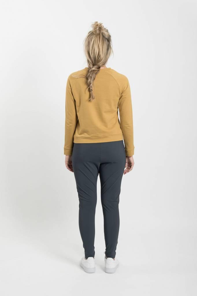 Zusss makkelijke broek- nachtblauw L/XL