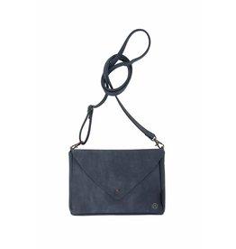 Zusss Sjiek schoudertasje - nachtblauw