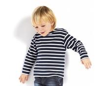 Bretons kinder-streepshirt