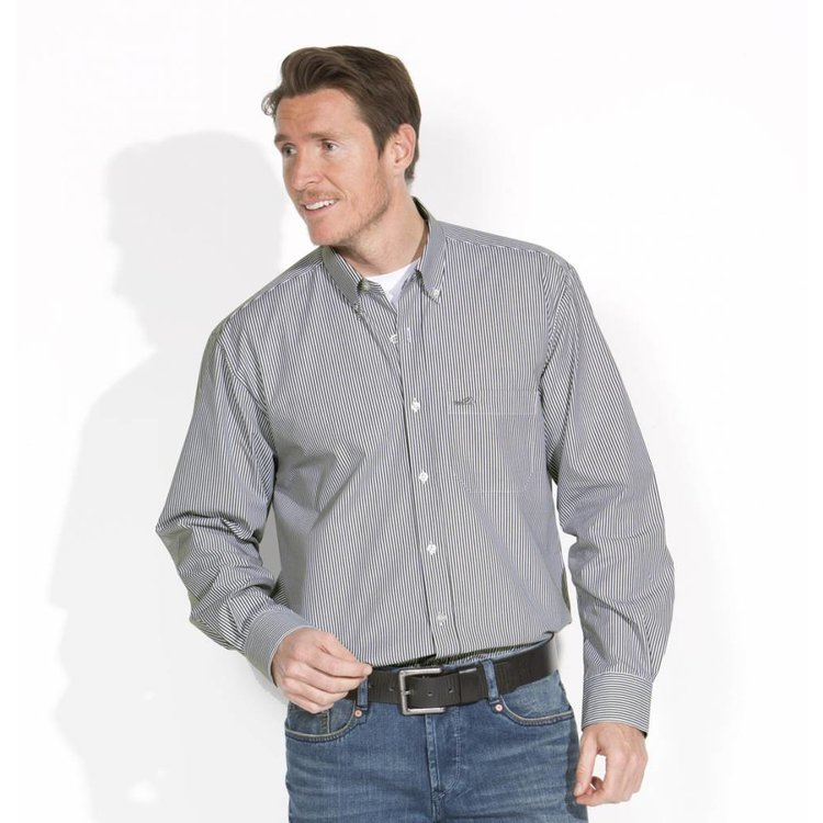 Heren overhemd in 2 kleuren