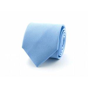 Zijden das - Lichtblauw