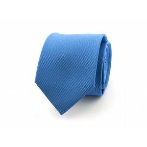 Zijden stropdas - Blauw