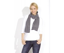 Bretonse sjaal ca. 20x160 cm