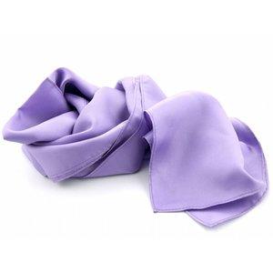 Zijden sjaal - Lila