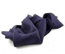 Zijden sjaal - Diepdonkerpaars