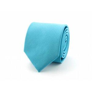 Zijden stropdas - Turqoise