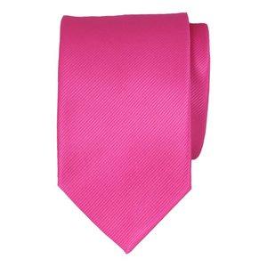 Polyester stropdas - Fuchsia