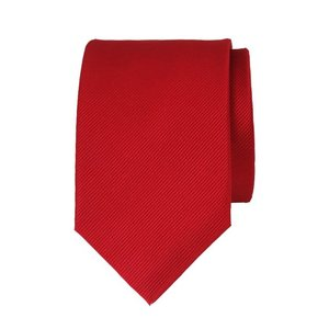Polyester das - Rood