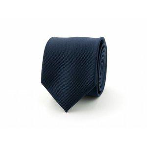 Zijden das - Donkerblauw