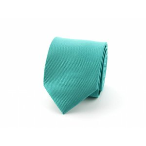 Zijden stropdas - Emerald