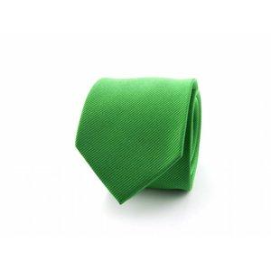 Zijden das - Groen