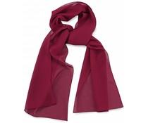 Sjaal Premium Bordeauxrood