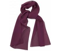Sjaal Premium Aubergine