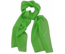 Sjaal Premium Appelgroen