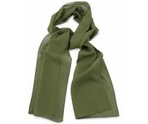 Sjaal Premium Legergroen