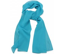 Sjaal Premium Turquoise