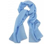 Sjaal Premium Lichtblauw