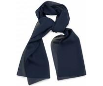 Sjaal Premium Marineblauw