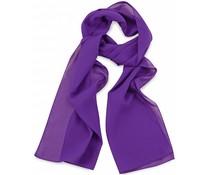 Sjaal Premium Paars