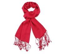 Pashmina sjaal Premium - Rood