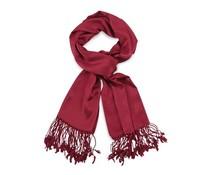 Pashmina sjaal Premium - Bordeauxrood