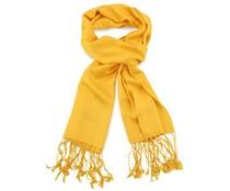 Pashmina sjaal Premium - Geel