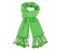 Pashmina sjaal Premium - Appelgroen