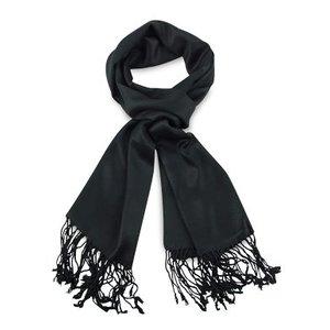 Pashmina sjaal Premium - Kleur Zwart