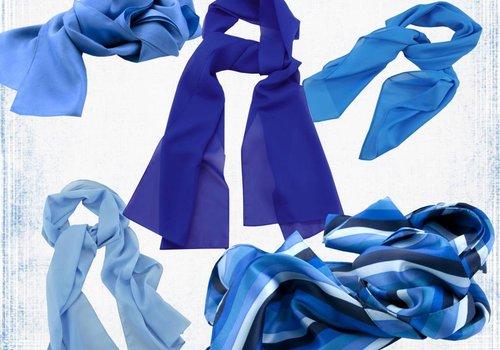 Polyester sjaals