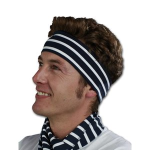 Bretonse streep hoofdband