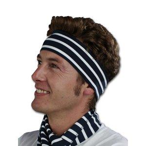 H-2535 Bretonse streep hoofdband