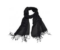 Pashmina sjaal - Zwart