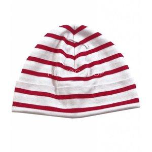Bretonse streep-muts  Wit-rood