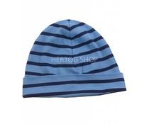 Bretonse streep-muts  Middenblauw-marineblauw