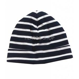Bretonse streep-muts  Zwart-wit