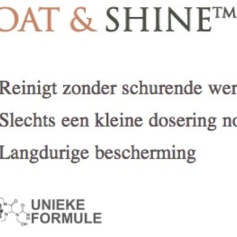 Coat & Shine sieraden poetsmiddel 2in1 met 20% korting!