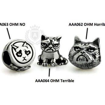 OHM Beads Grumpy Cat