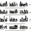 Panorama (keuze uit 8 steden)