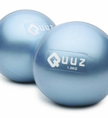 Quuz Weighted Fitness Ball 1.50 kg