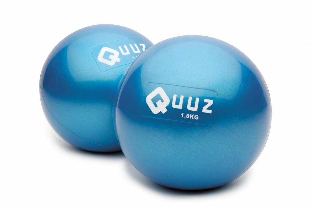 Quuz Weighted Fitness Ball 1.00 kg